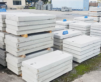 svc precast concrete access cover