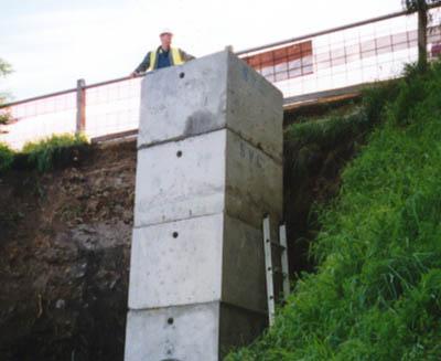svc precast concrete pit risers