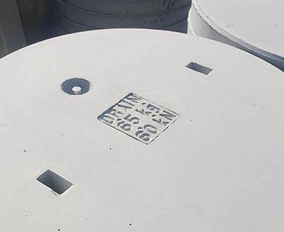 svc precast concrete pit cover vicroads