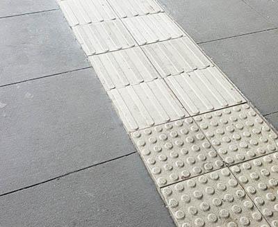 svc concrete pavers tactile